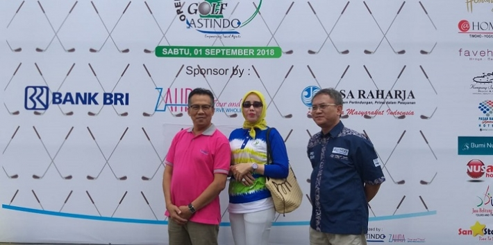 ASTINDO Open Golf Tournament