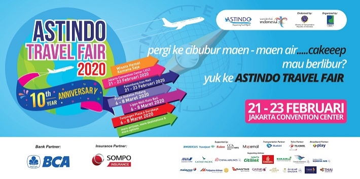 ASTINDO Travel Fair 2020